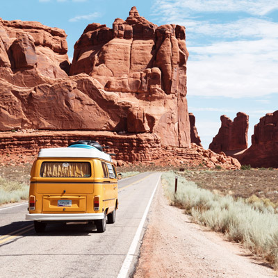 Plan the Perfect Road Trip From Las Vegas