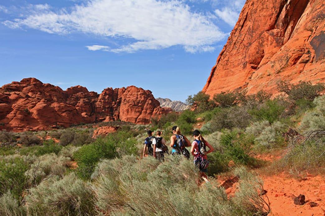 Slot Canyons of the American Southwest - Brimstone Gulch