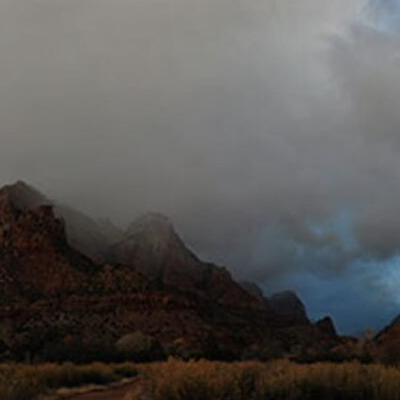 Winter in Southwestern Utah: Zion and the Mojave Desert