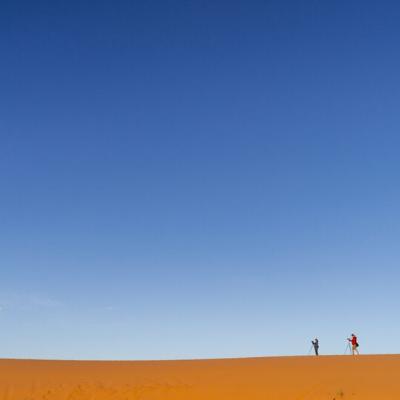 Desert Shutter Speed