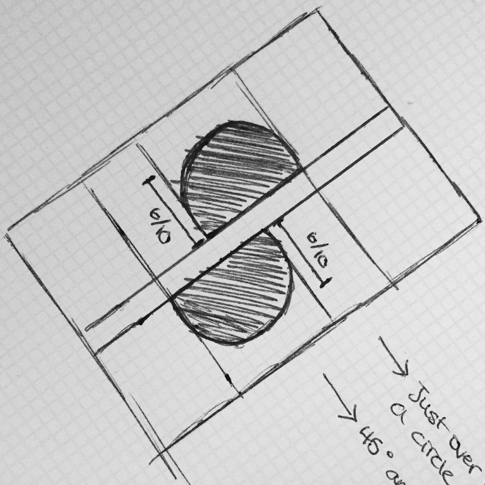 ShareDesk - Logo sketch