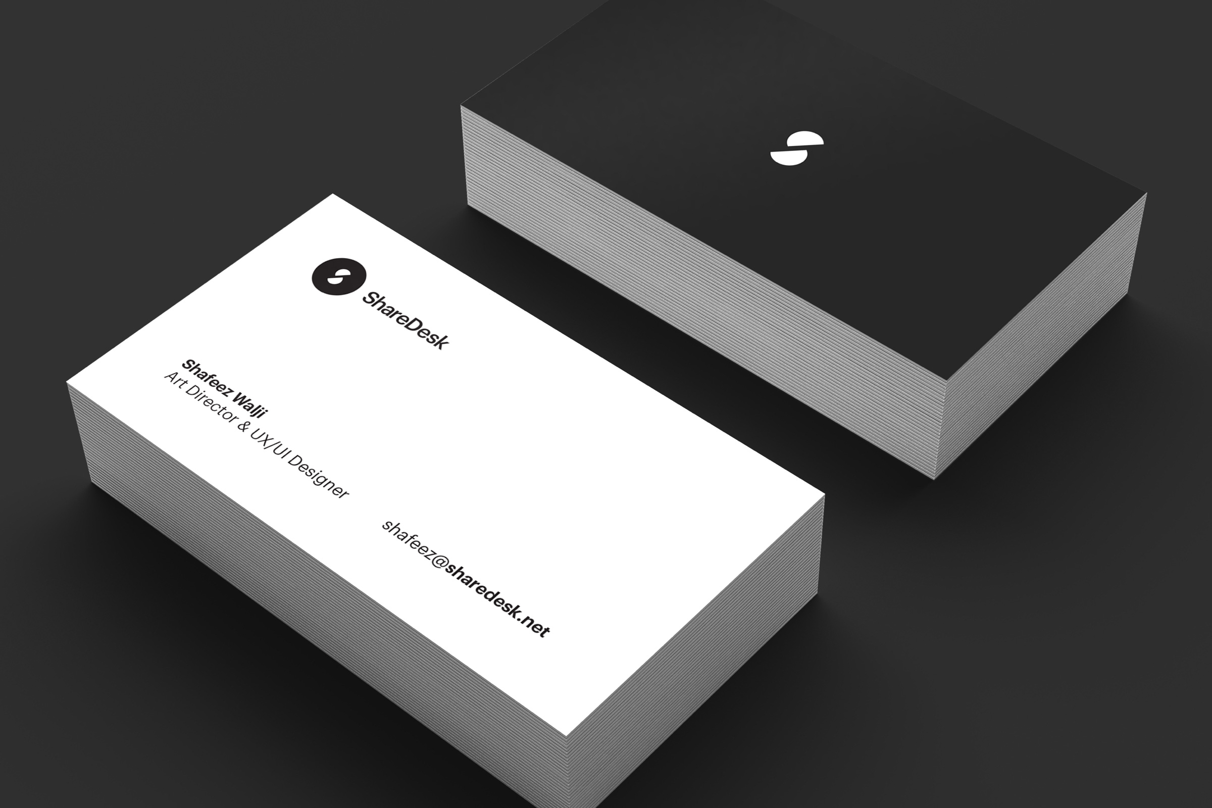 ShareDesk - Business cards