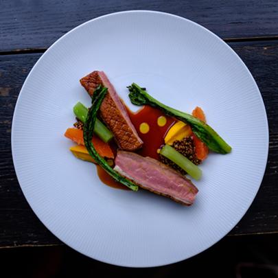 steak asparagus