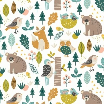 Dashwood Studio - Harvestwood - Animals all over