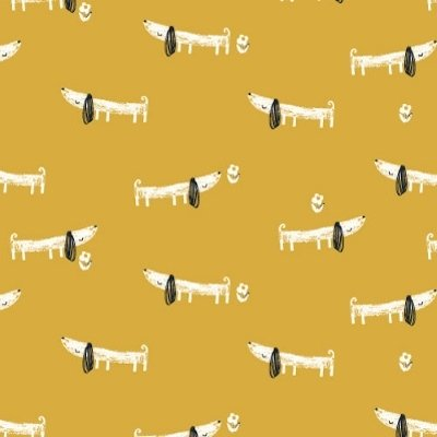 Dashwood Studio - Mori Girls - Dachshund JERSEY