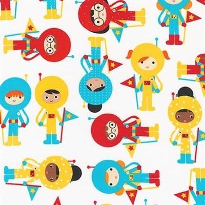 Robert Kaufman - Space Explorers - Space Kids - Primary