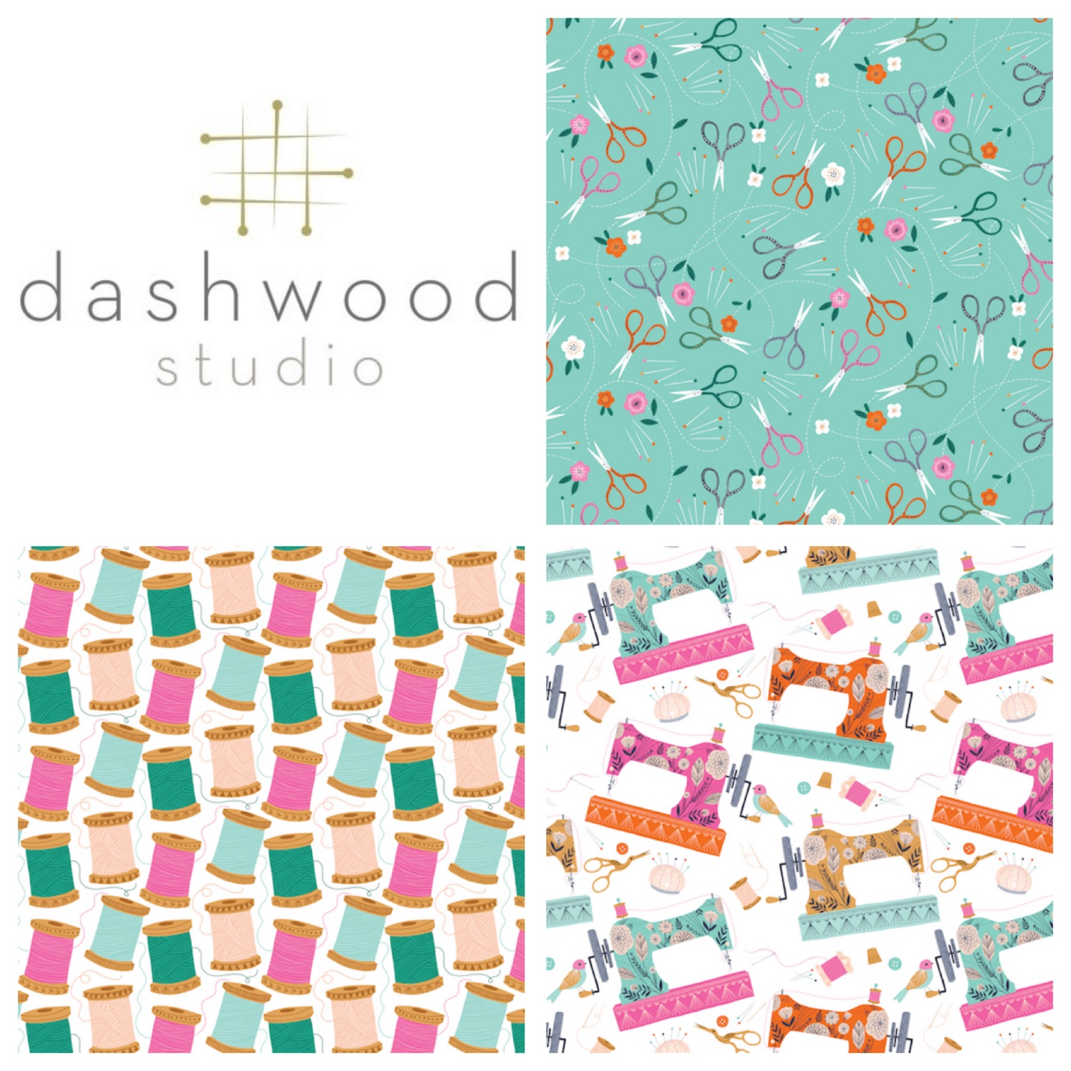 Dashwood studio stitch
