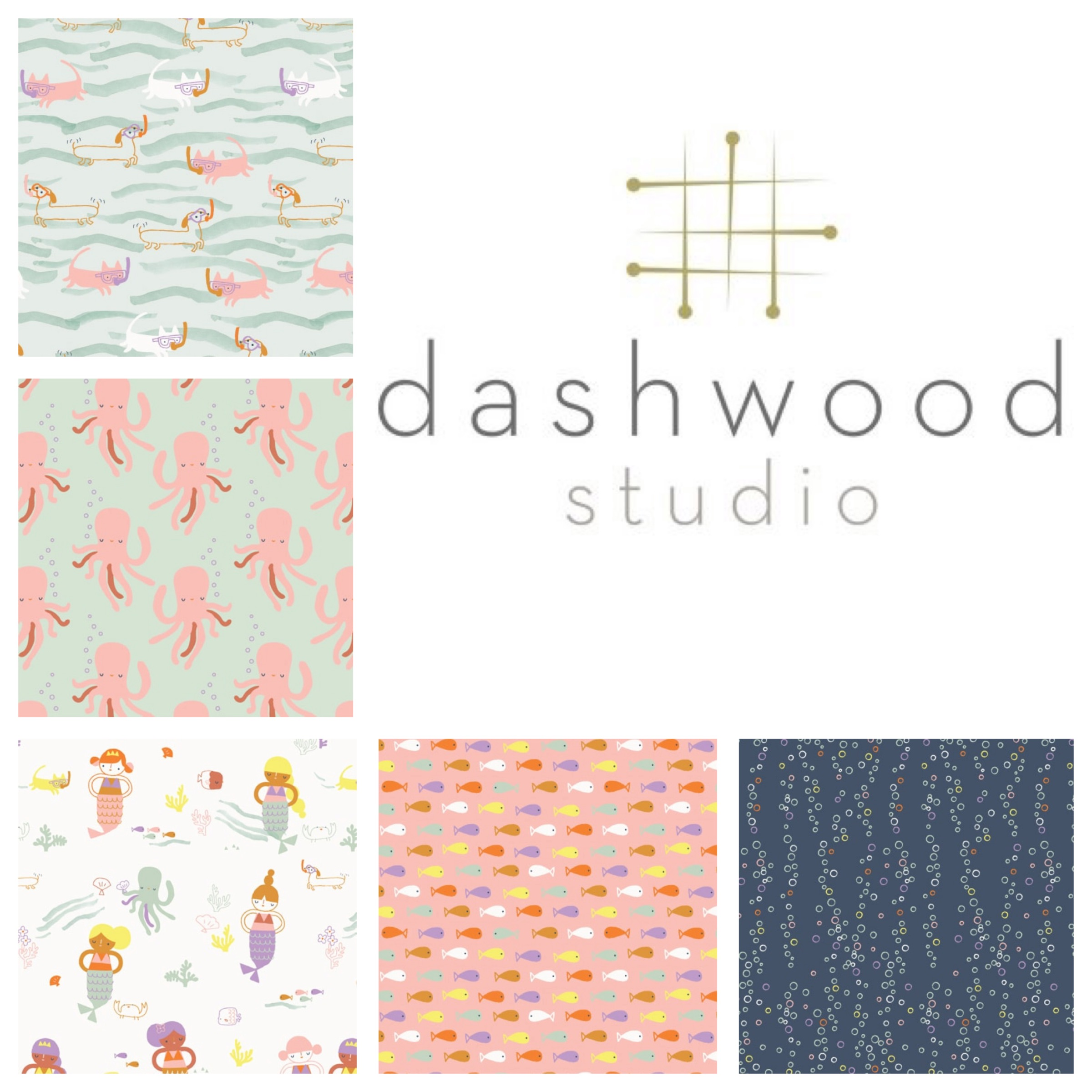 Under the sea dashwood studio