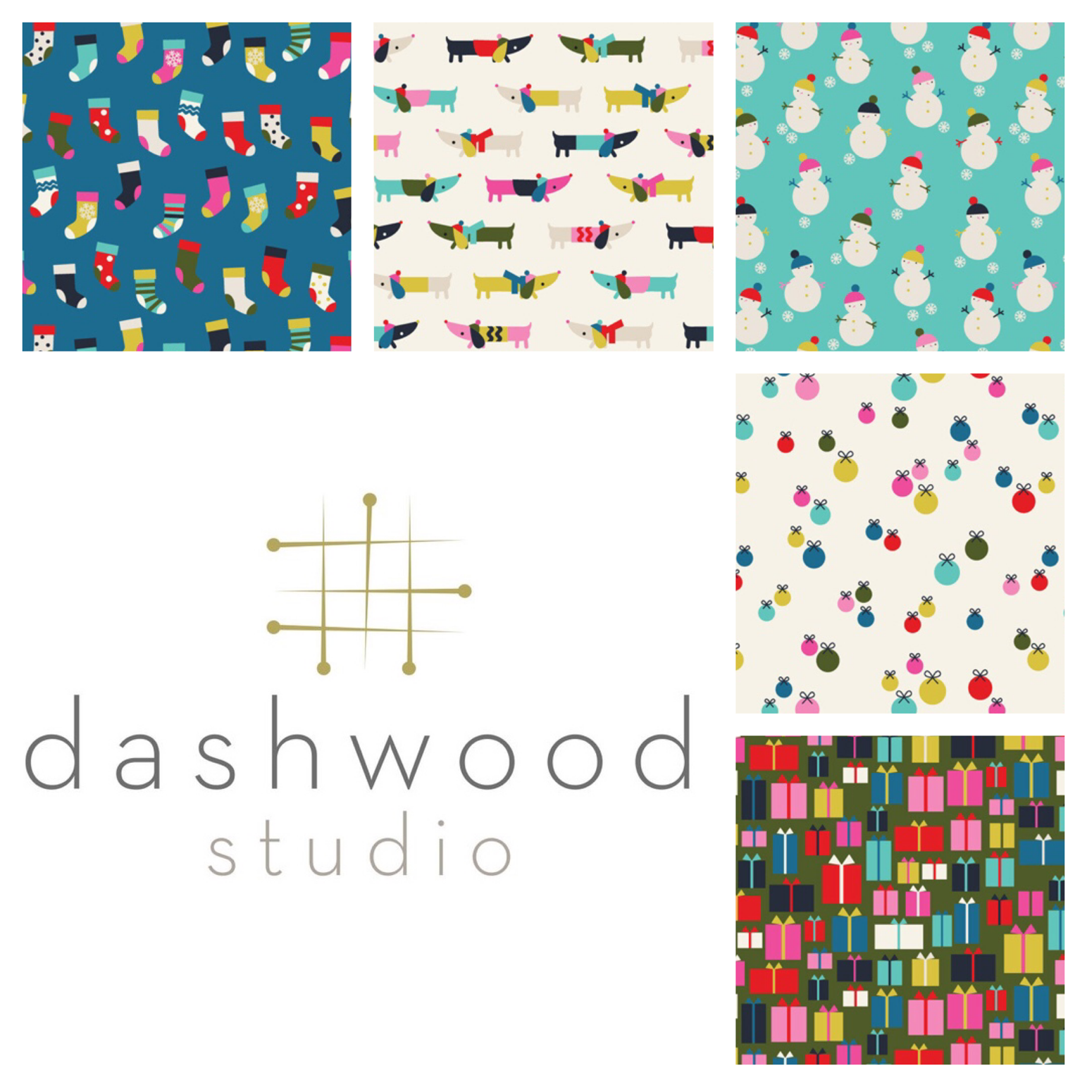 Dashwood Studio - Merry and Bright