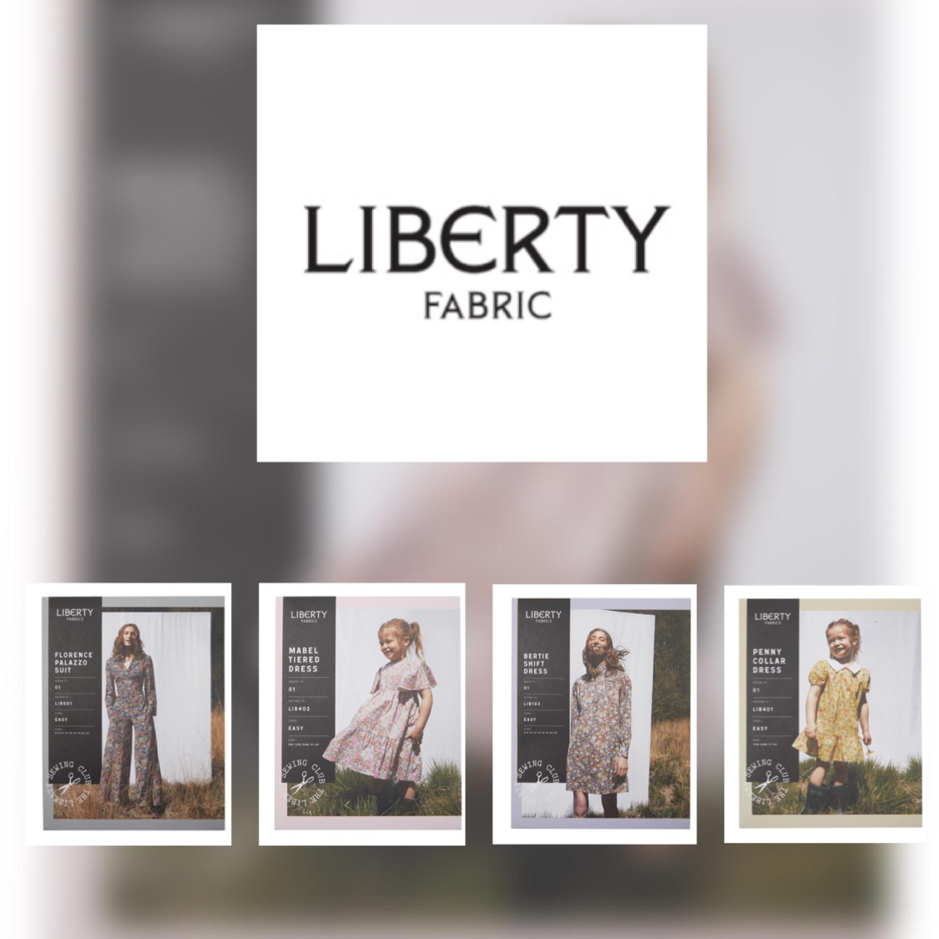 Liberty sewing patterns