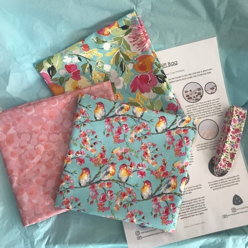 Monthly sewing subscription box