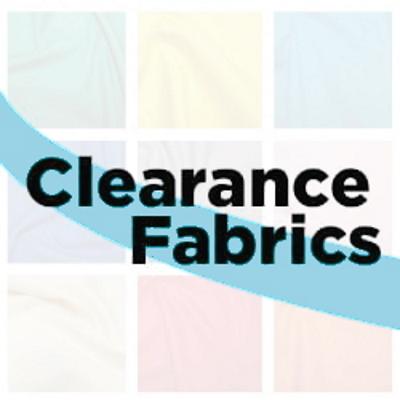 £7 a Metre fabrics