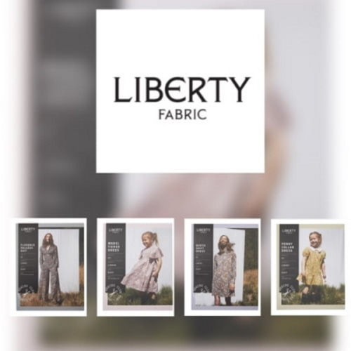 Liberty fabrics sewing patterns