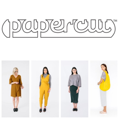 Papercut sewing patterns