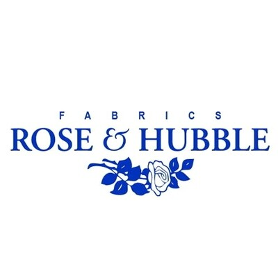 Rose and Hubble fabrics