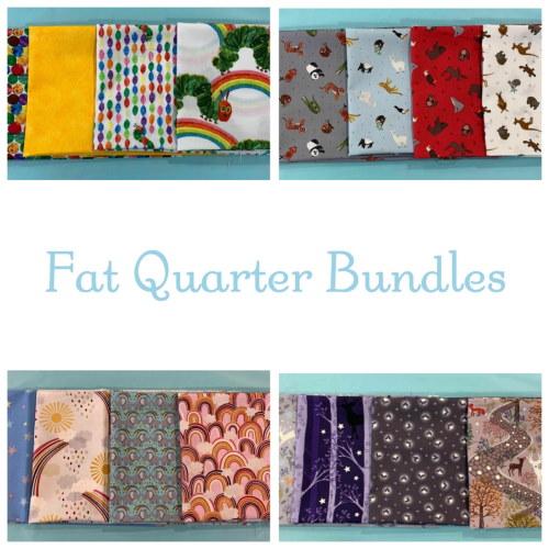 Fat Quarter bundles