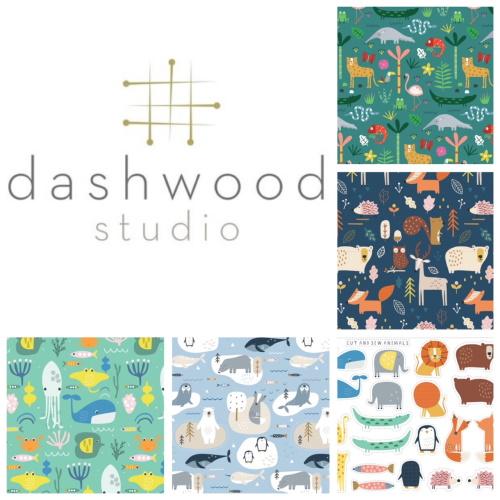 Dashwood studio habitat fabrics