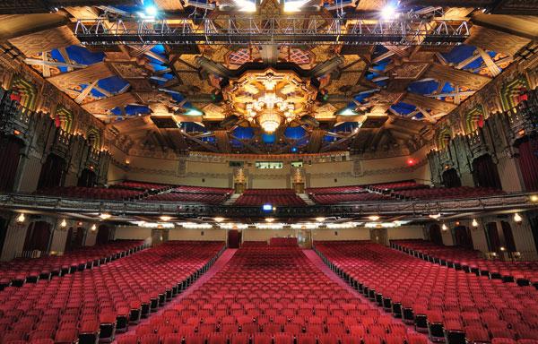 Pantages Theatre Interior