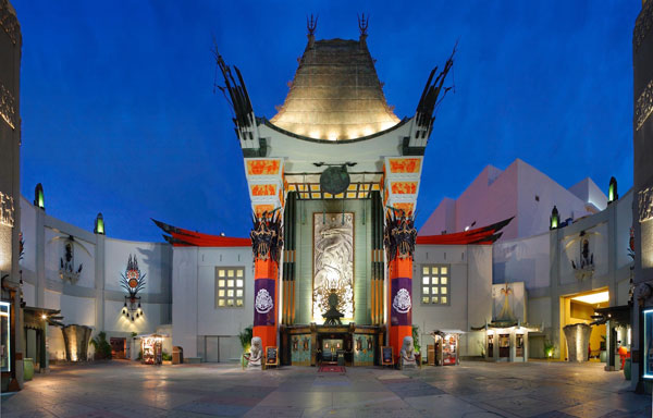 TCL Chinese Theatre Exterior