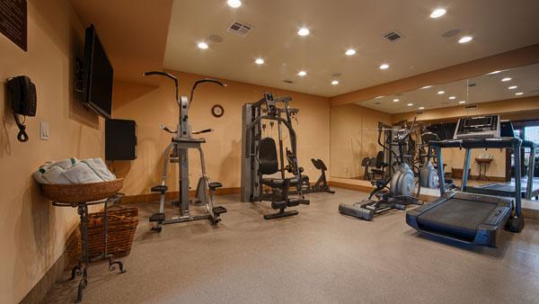 Best Western PLUS Gym Equipment - Treadmills