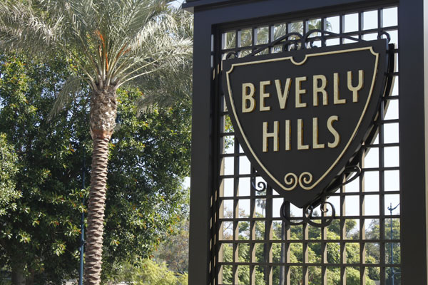 Beverly Hills Sightseeing