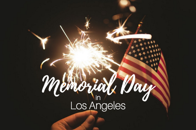 memorial day 2017 events in Los Angeles