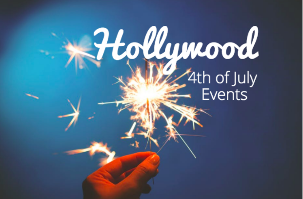 fourth of july events in hollywood