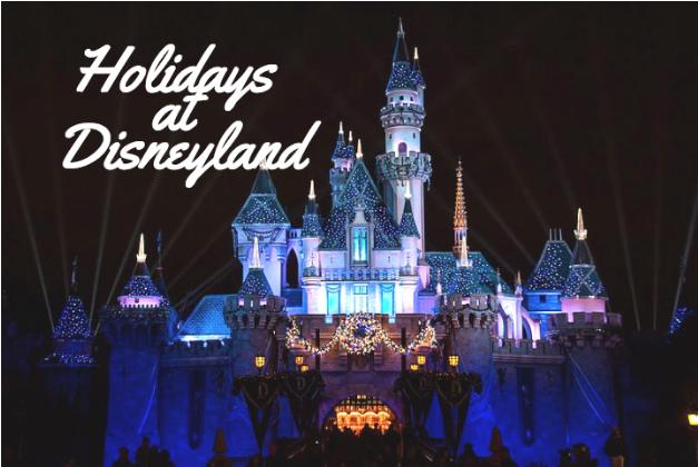 The Holidays at Disneyland