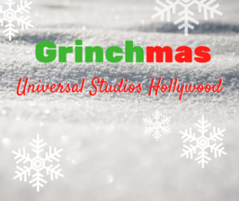 Grinchmas 2017 in California