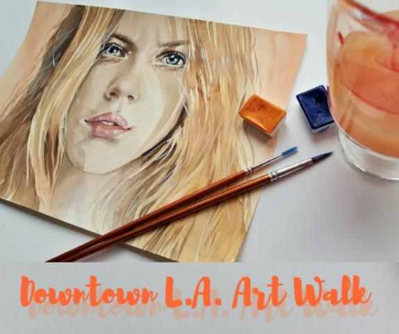 art walk dtla events