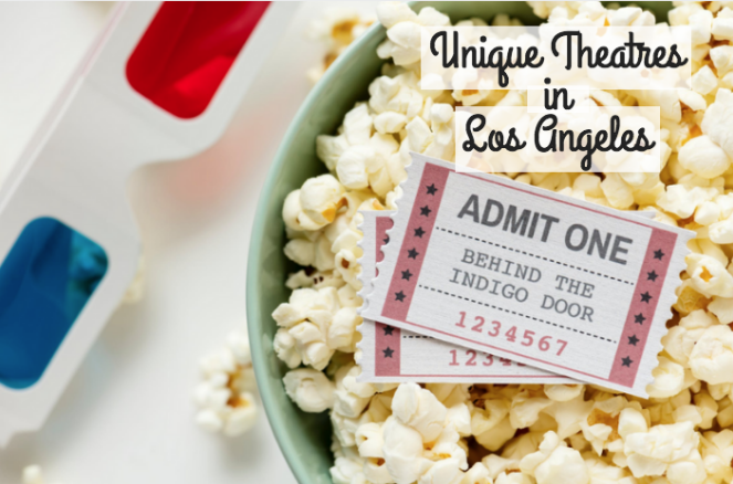 interesting places to watch movies in los angeles