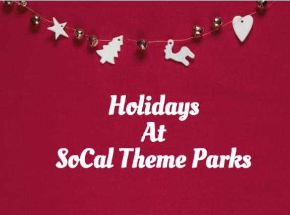 holiday themed amusement parks