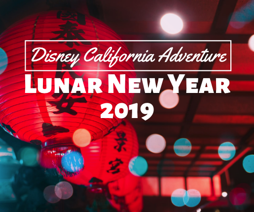 Disney Lunar New Year 2019