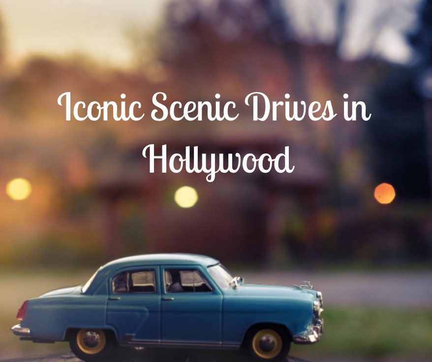 scenic drive in hollywood