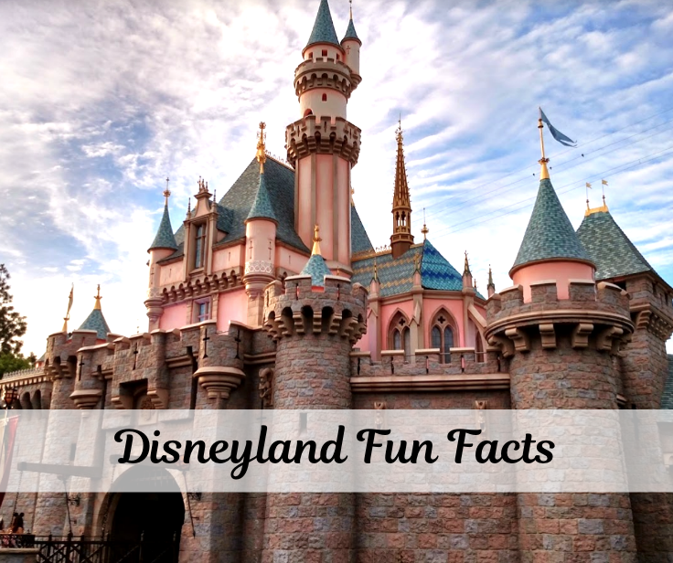 Disneyland facts and secrets