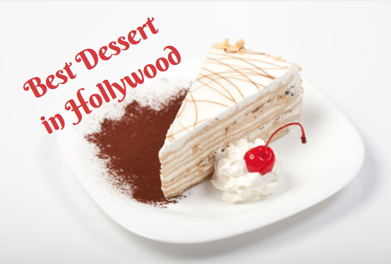 best desserts in Hollywood, CA