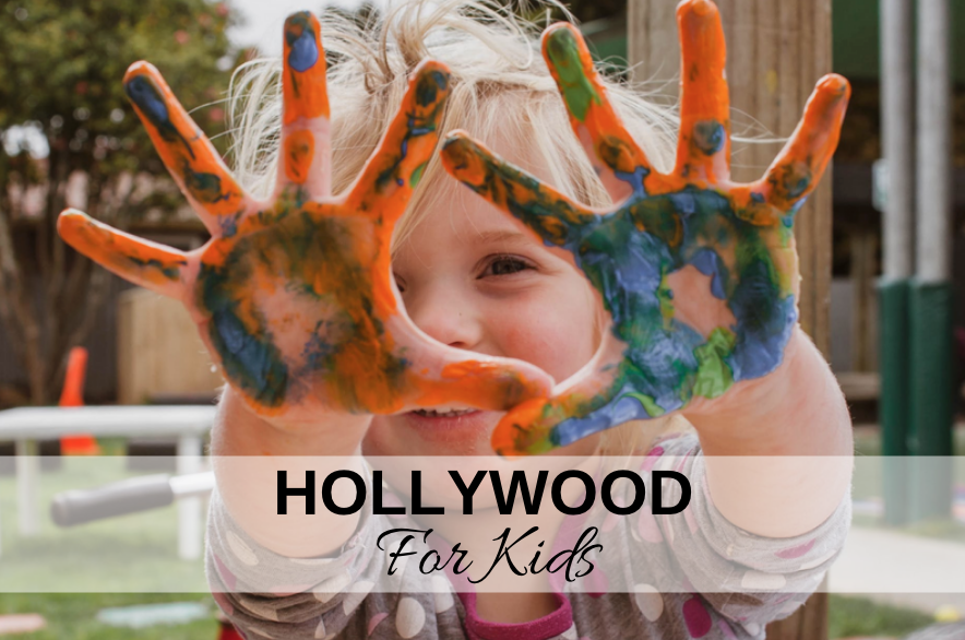 things to do in Hollywood with kids