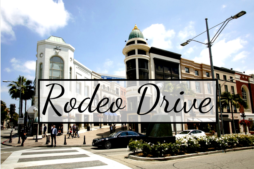 things to do Rodeo Drive