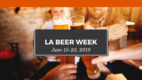LA Beer Week events