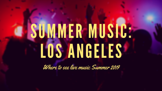 Hollywood music during summer