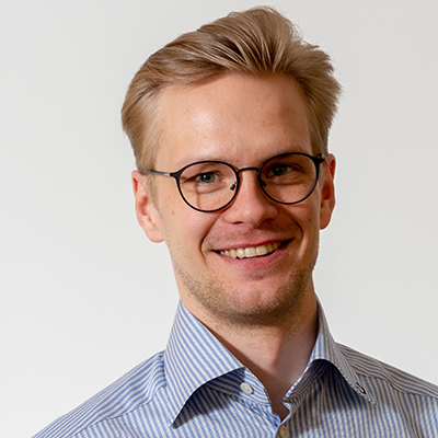 Juho Rautio, Account Manager