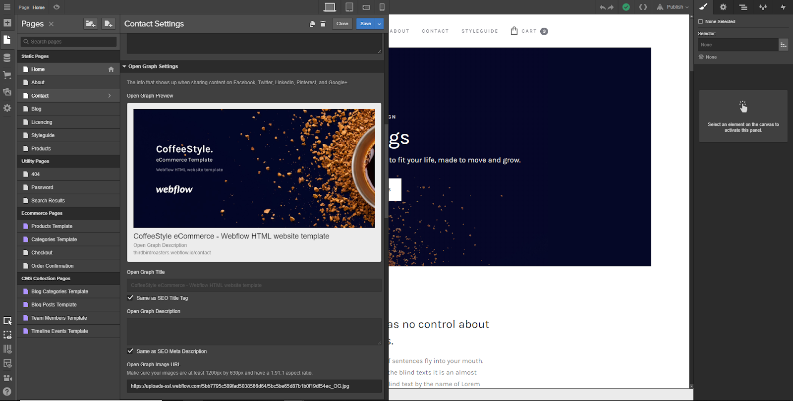 integrate twitter with webflow