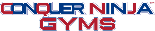 Conquer Ninja Warrior logo