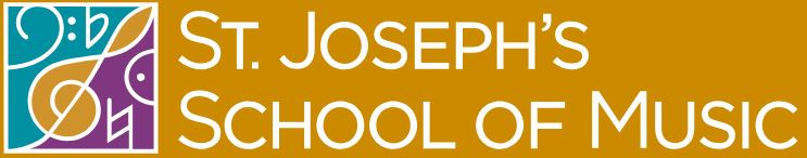 St. Joseph's School of Music logo