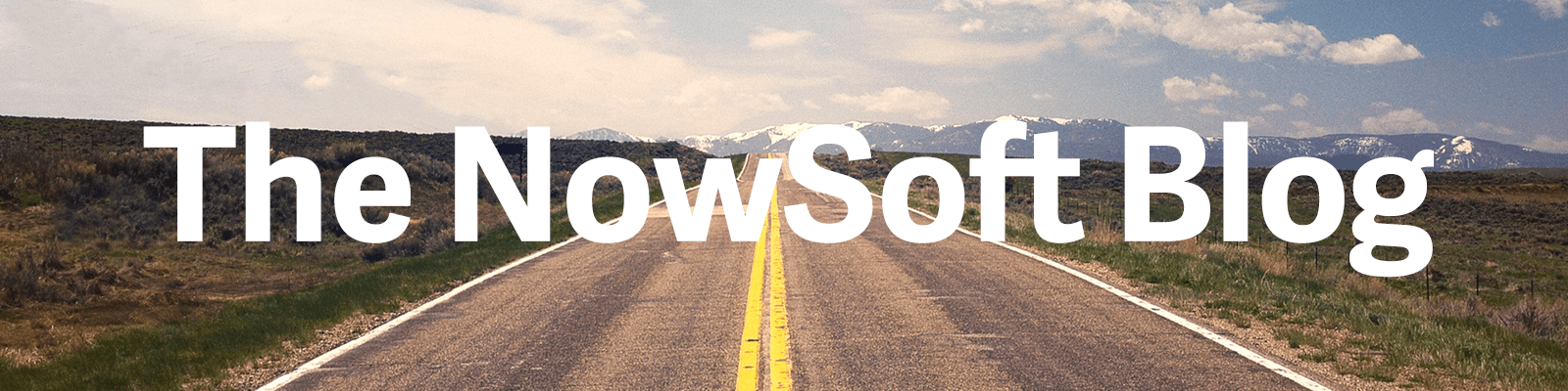 NowSoft Blog