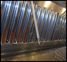 Oasis Exhaust provides Kitchen Vent Cleaning service