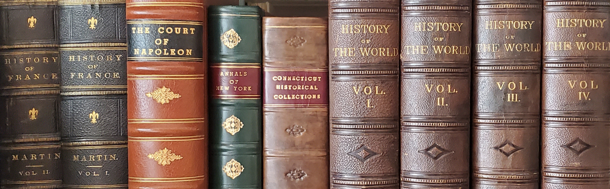 Antiquarian and Other Books