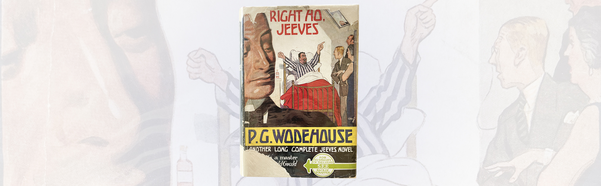 A Single-owner Collection of P.G. Wodehouse