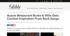 edible - Burke & Wills
