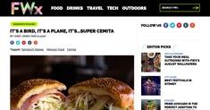 Food and Wine - Super Cemita